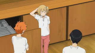 ハイキュー!! アニメ 2期3話   HAIKYU!! Season2 Karasuno