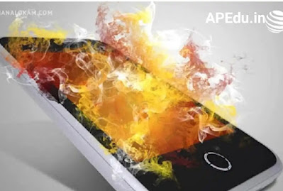Is the smartphone getting hot ..?  But it is OK to follow these tips.  !
