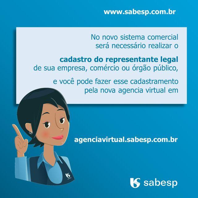Nova plataforma digital da Sabesp traz atendimento mais fácil e rápido ao cliente
