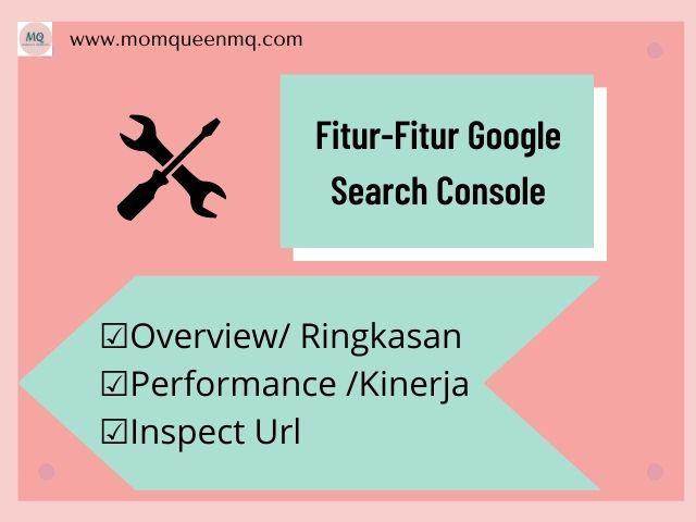 fitur Google Search Console