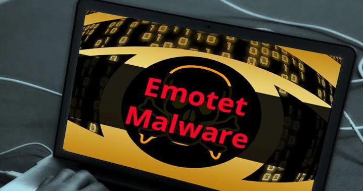 ما, هي, البرامج, الضارة, Emotet؟, كيف, تنتشر؟