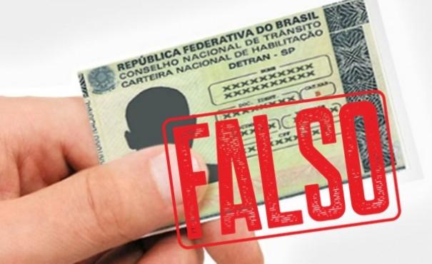 Homem é condenado pelo uso de documento falso em posto policial no RN