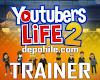 Youtubers Life 2 PC Oyunu Sınırsız Para CT Trainer Hilesi İndir