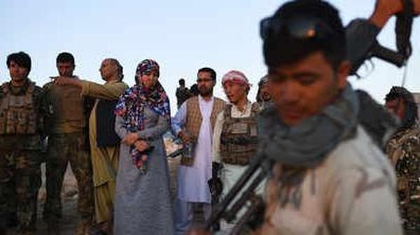 Gubernur Perempuan di Afghanistan Salima Mazari Ditangkap Taliban