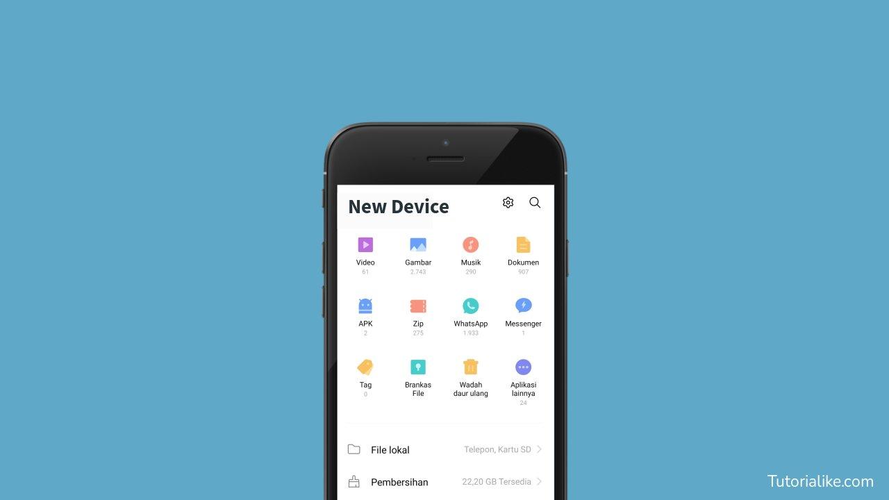 Tutorial Cara Memindahkan Data Hp Android Lama Ke Hp Android Baru