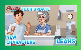 Download Summertime Saga Tech Update Apk