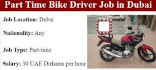 Bike Driver Jobs In WSS Delivery Services Company | Walk In Interview Tomorrow & Today Dubai UAE