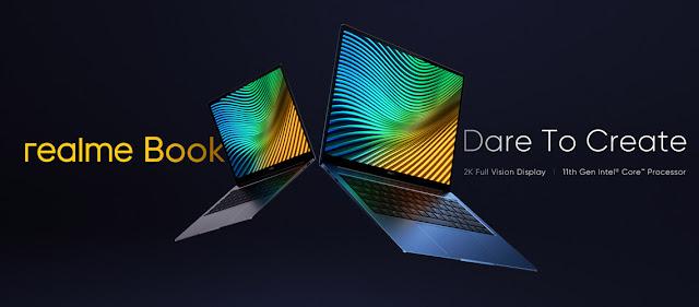 realme Book: Laptop Pertama Dari realme, Sudah Intel Evo