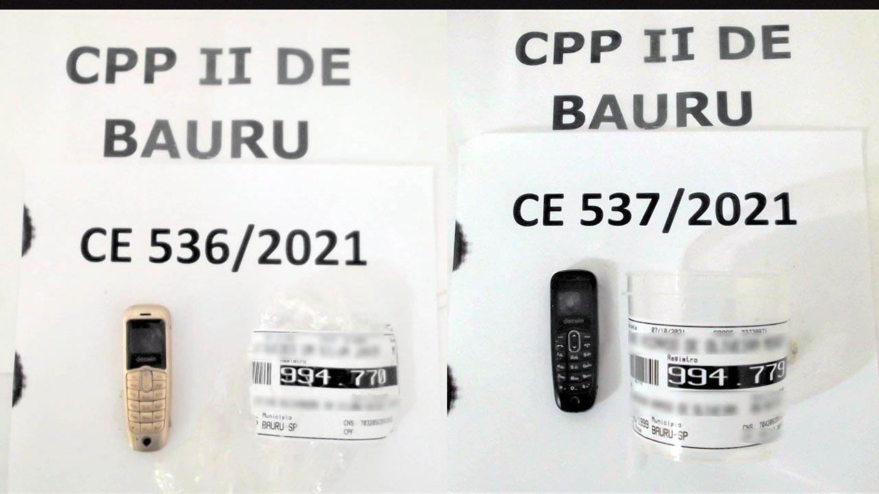 Detentos de Bauru passam por cirurgia para retirar mini celulares do estômago