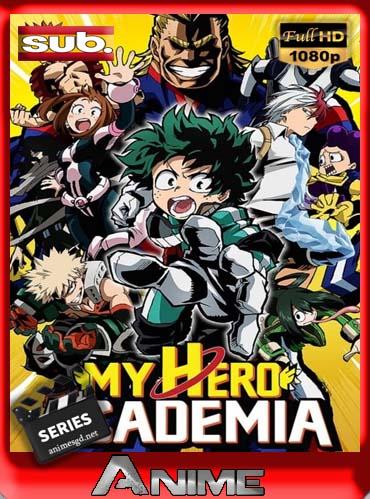 Boku no Hero Academia: Temporada 1 [13/13] [Sub Español] [1080p] [GoogleDrive] [Uptobox] bySimoniak