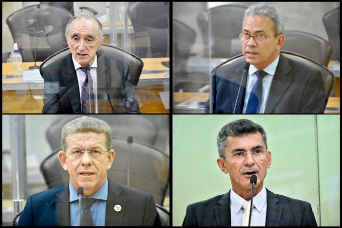 Líderes parlamentares comentam sobre turismo, saúde e segurança pública do RN