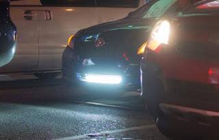 Plazo de siete días: El Intrant incautará luces led en vehículos