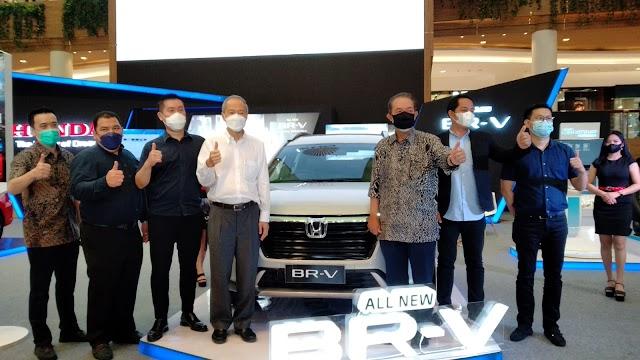 Antusias Masyarakat Tinggi, All New BR-V Hadir Di Medan