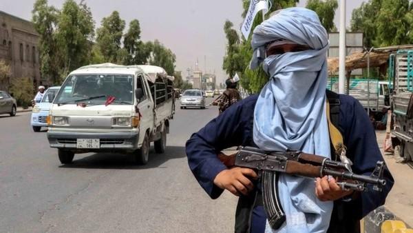 Amnesty International: Taliban Siksa dan Bantai Pria-pria Etnis Hazara
