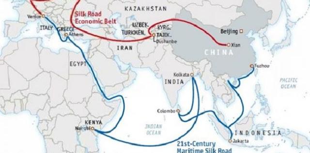 Imbas Belt and Road Initiative, Indonesia Punya Utang Gelap ke China hingga Rp 266 Triliun