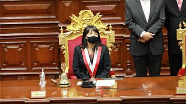 Estos son los nuevos ministros de Gabinete Ministerial encabezado por Mirtha Vásquez