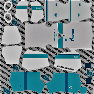 Schalke 04 2021 Dream League Soccer Kits 2021