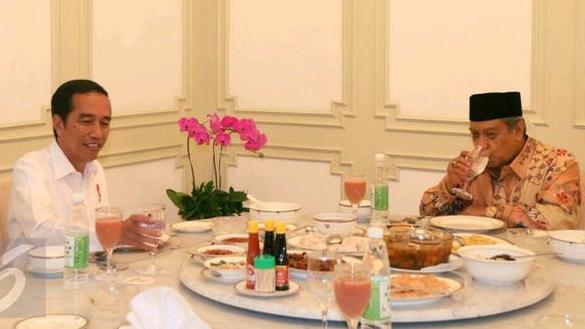 Sebut Jokowi Bapak Infrastruktur, Said Aqil: Kita Semua Nikmati Keberhasilannya