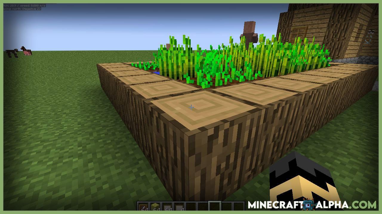 """Minecraft MiniHUD Mod 1.17.1(""""Mini F3"""" HUD)"""