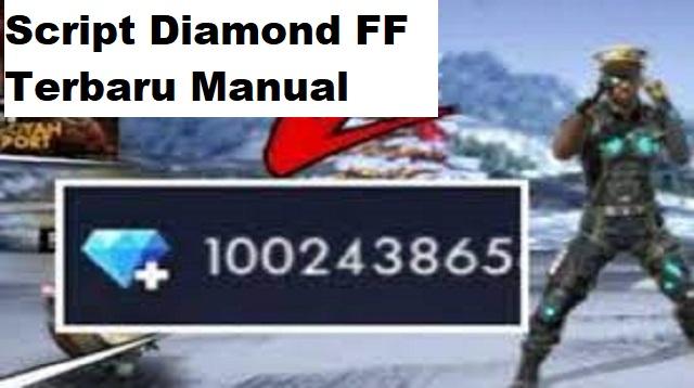 Script Diamond FF Terbaru