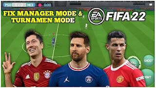 Download FIFA 14 MOD FIFA 22 Camera PS5 Best Graphics New Menu &  Fix Manager And Turnamen Mode