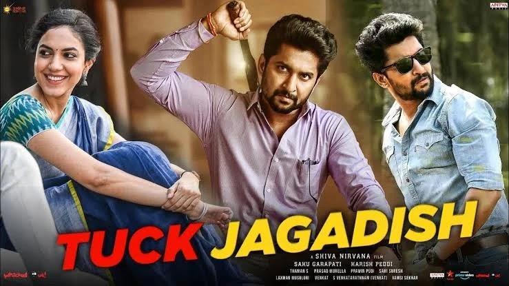 Tuck Jagadish (2021) Unofficial Hindi Dubbed Full Movie Watch Online
