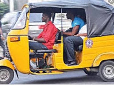 GOLDEN DAWN: Shock As DSS Officials Now Drives Keke in Anambra State, To Gather Info