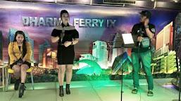 Nyaman Berlayar Bersama KMP Dharma Ferry IX, ada Pramugari hingga Biduan Cantik