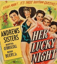 Her Lucky Night Movie Poster