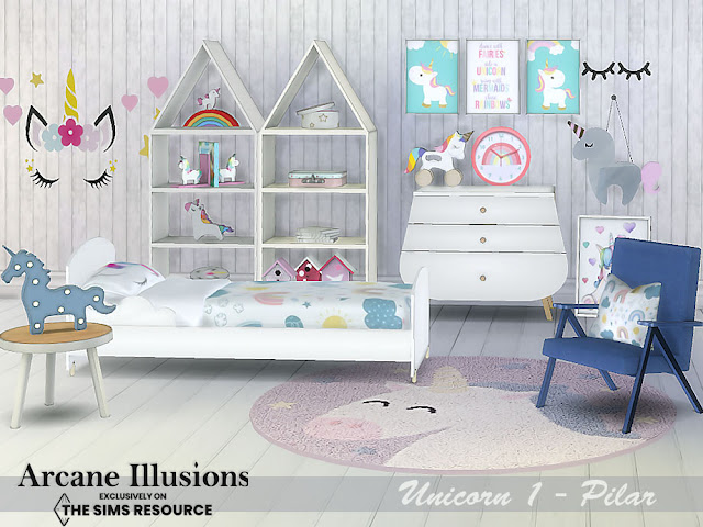 28-09-2021 Arcane Illusions Unicorn 1