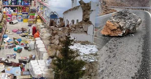 Κρήτη: Δυνατούς μετασεισμούς περιμένουν οι επιστήμονες - Γιατί ανησυχούν