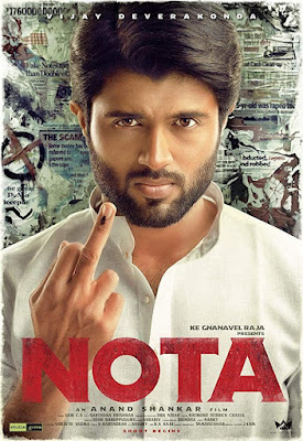 Nota (2018) Dual Audio HEVC [Hindi (VoiceOver) – Telugu] 720p UNCUT HDRip ESub x265 800Mb