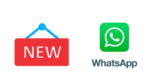 4 ميزات جديدة ظهرت للتو في تطبيق WHATSAPP