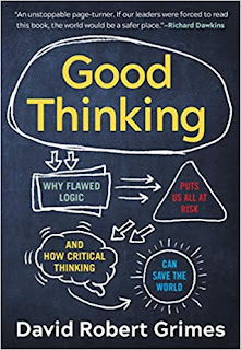 Good Thinking by David Robert Grimes - Front Cover