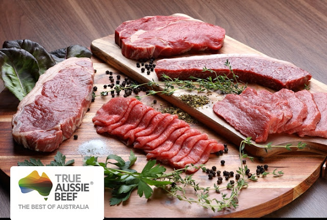 The Halal Integrity of Australian Beef and Lamb from Farm to Table, Meat and Livestock Australia, Aussie Halal Beef, Food