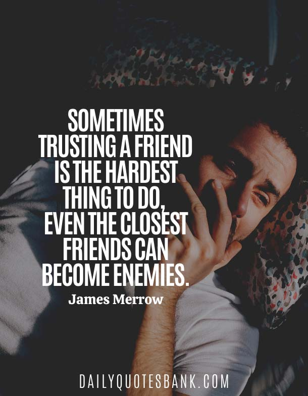 Friendship Broken Trust Quotes For Relationships