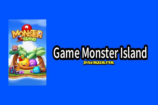 game monster island penghasil uang