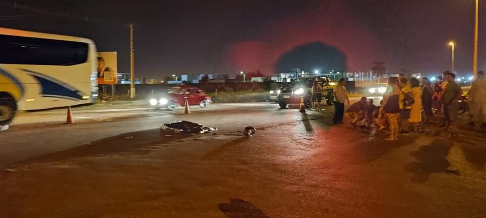 Acidentes deixam 23 pessoas feridas e uma morta em Rondônia durante o feriado de Nossa Senhora Aparecida