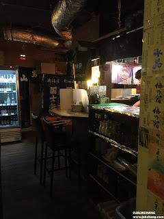 竹村居酒屋內部環境