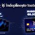 Concurs Dare - Castiga 1 Card in valoare de 60.000 lei