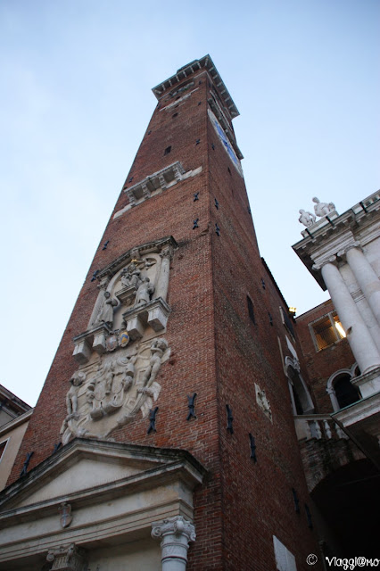Torre Bissara del XII secolo - Piazza Signori Vicenza
