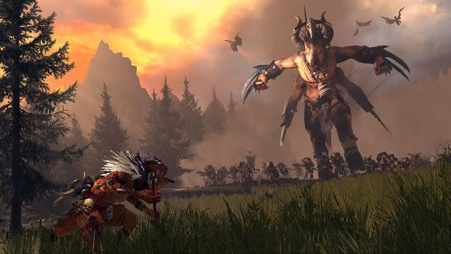 Imagem do Total War: WARHAMMER II - The Silence & The Fury