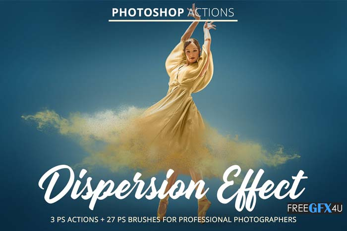 Dispersion Effect PS Actions