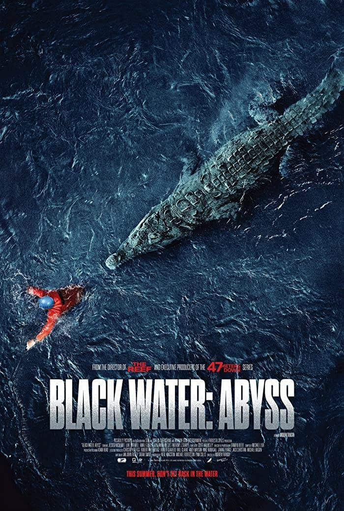 Download Black Water Abyss (2020) Full Movie in Hindi Dual Audio BluRay 720p [1GB]