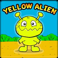 Yellow Alien Escape Walkt…