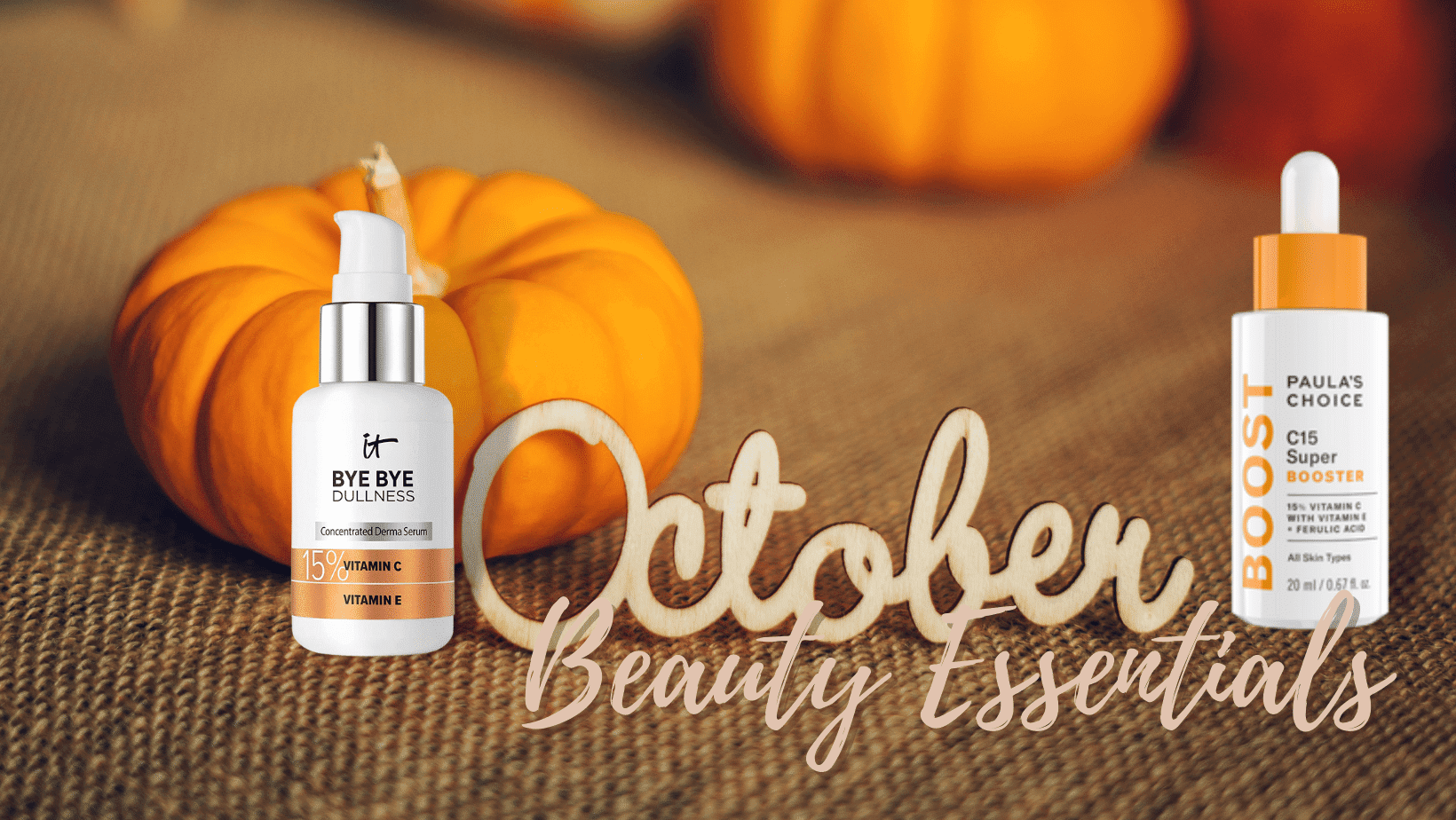 October Beauty Essentials By Barbies Beauty Bits