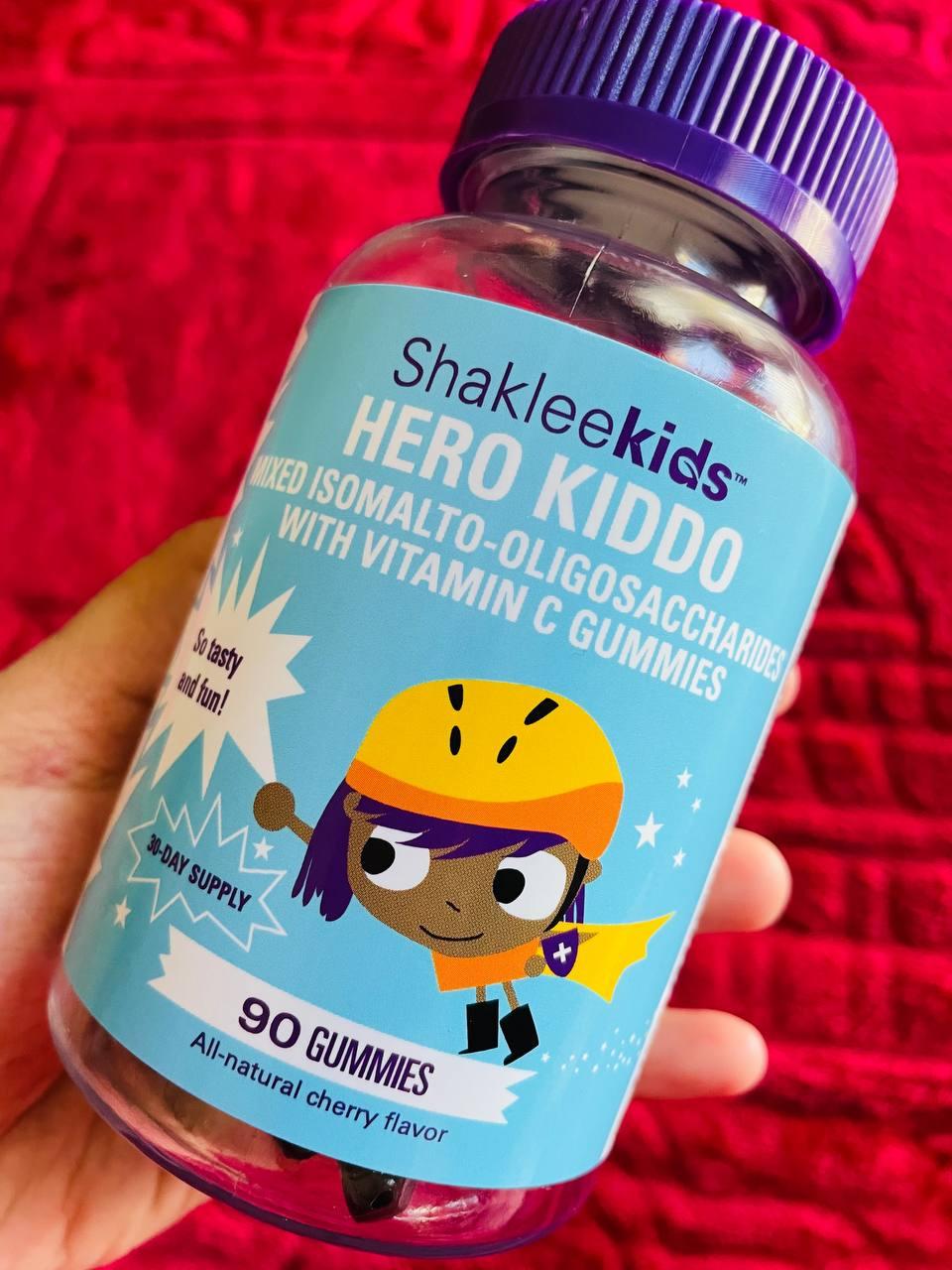 Produk Baru Shaklee untuk Kanak-Kanak: Hero Kiddo Shaklee
