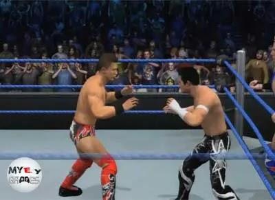 ماذا عن تحميل لعبة WWE SmackDown vs Raw 2011 من ميديا فاير