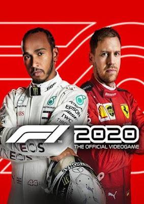 Capa do F1 2020