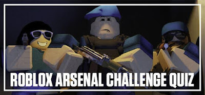 BeQuizzed Roblox Arsenal Challenge Quiz Answers Video